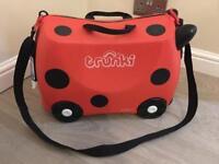 Trunki Harley the Ladybug