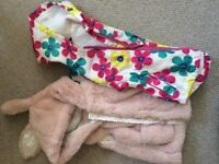 18 - 24 month girls coat and gilet