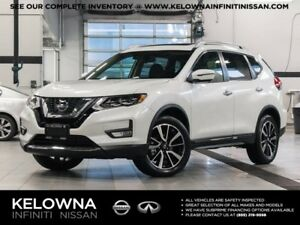2017 Nissan Rogue SL Platinum All-wheel Drive