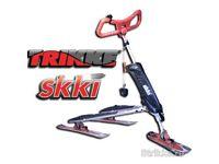 TRIKKE SKKI, ski bike, ski, snowboarding NEW BOXED
