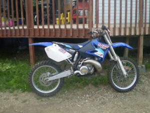 2004 yz250    2008 Tm racing 144mx