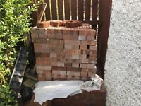 400 common and Woodland Mix Facing Bricks for Sale