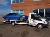 Woods recovery and car collection services . Scrap cars bought for cash