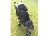 Maclaren XT Stroller Black