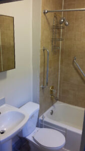 Secure and Clean 1BR Apartment Available Now or Sept 1st