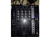 PIONEER DJM 750 ALMOST BRAND NEW! COMES WITH DECKSAVER COVER AND ALL ORIGINAL PACKAGING