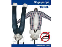 TUBIE ironing machine and shirt finisher