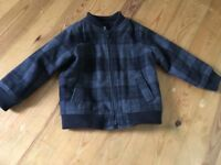 Boys gap jacket/coat, 4/5 years, excellent condition!