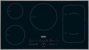 2017 Miele induction cooktop