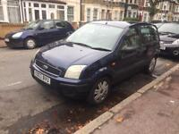 Ford fusion 1.4 diesel very low mileage