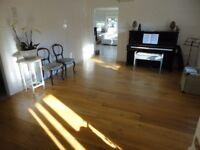 Engineered Oak Wooden Floor