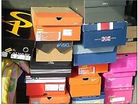 Wanted Free Shoe Boxes Irvine Area