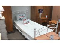 Lovely single bed in great condition.