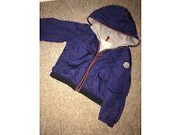 Baby boys moncler jackets