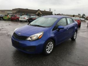 2014 Kia Rio LX+ / BLUETOOTH/ HEATED SEATS/ CRUISE CONTROL
