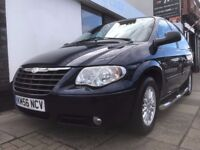 Chrysler Voyager 2.8 CRD LX Plus 5dr ONLY 70359 GENUINE MILES