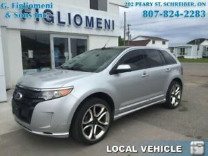 2011 Ford Edge Sport   - local - trade-in - non-smoker - $238.07
