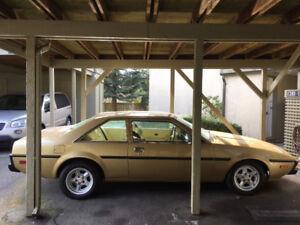 1984 Bitter SC only 461 built