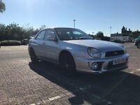 Subaru Impreza bugeye GX AWD non turbo