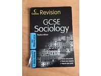 Collins GCSE Sociology textbook
