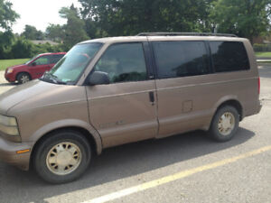 1998 GMC Safari Minivan, Van