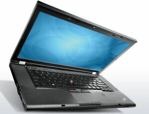 "ThinkPad T530 15.6""  i5 3.3GHz 8GB Ram 128 GB SSD 60 GB MSata"