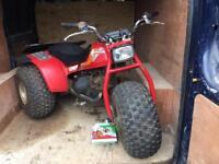 Honda atc 125 rare bikes now £350 no offers