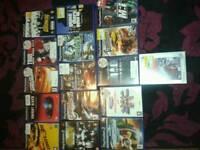 Job lot of playstation 2 games