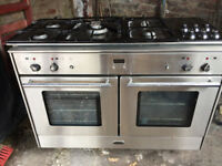 Rangemaster Toledo Freestyle Dual Fuel Oven and Hob