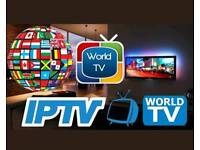 IPTV 12 MONTH FOR ZGEMMA SMART TV MAG BOX REPLACING ENTERTAINMENT EXPERIENCE AROUND THE WORLD