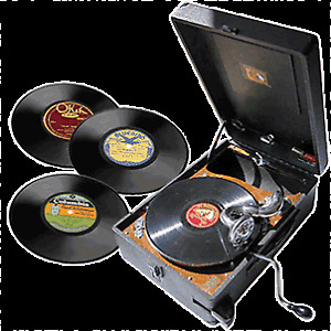 Used 78 RPM Records