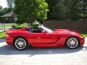 2005 Dodge Viper RT Convertible