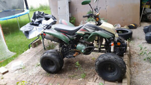 Atv for sale or trade for car or trailer