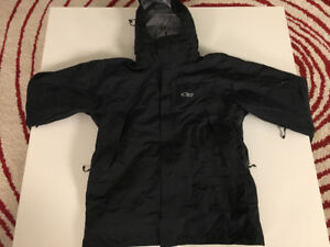"""""""OUTDOOR RESEARCH"""" Winter Jacket (Black / Small Size)"""