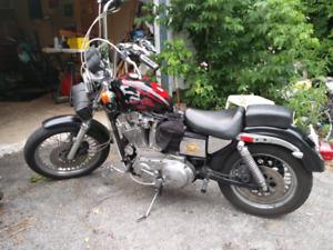 1991 sportster 883
