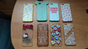 8 iPhone 6/6s cases for sale!