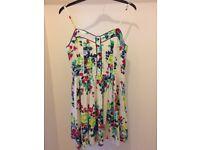 Jonny B (Boden) Summer Floral Vintage Style Dress