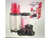BRAND NEW Quest 17 Piece Party Nutribullet Blender
