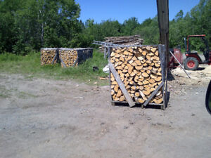 Firewood - Hardwood and Softwood - Load and Go