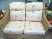 2 Seater conservatory sofa