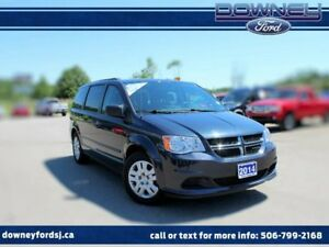 2014 Dodge Grand Caravan SXT 7 PASS REAR AIR READY TO MOVE