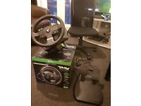 Thrustmaster tmx pro steering wheel xbox one and pc