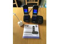 BT8500 Digital cordless home phone with Answering Machine