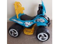 Baby Quad Electric Bike with charger