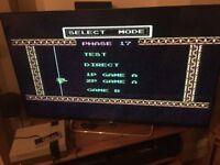 RARE Original boxed NINTENDO NES Console - Gyromite, Duck Hunt - 4 Games - R.O.B