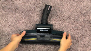 Vacuum -- Double Brush, Works Well