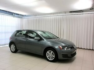 2017 Volkswagen Golf WOW! WHAT MORE DO YOU NEED!? TSI 5DR HATCH