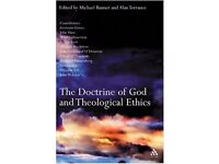 The Doctrine of God and Theological Ethics, edited by Alan J Torrance and Michael Banner