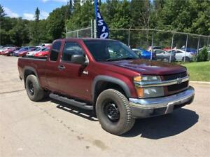chevrolet colorado 4x4 2007