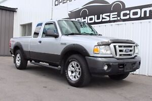 2009 Ford Ranger FX4 OFF-ROAD FX4 OFF ROAD!